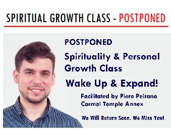 Spiritual / Growth Class